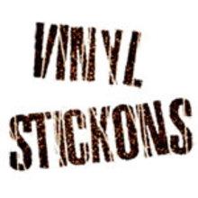 Vinyl Stickons