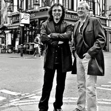 Ian Gillan & Tony Iommi