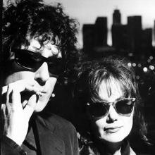Stan Ridgway and Pietra Wexstun
