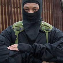 Lone Ninja