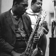 Cannonball Adderley & John Coltrane