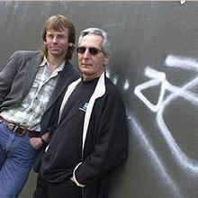Michael Sagmeister and Pat Martino