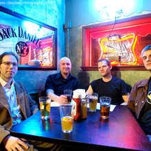 The Urban Hillbilly Quartet