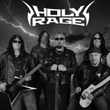 Holy Rage