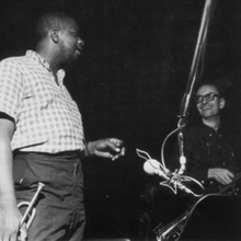Donald Byrd & Pepper Adams