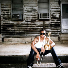 "Troy ""Trombone Shorty"" Andrews & Orleans Avenue"