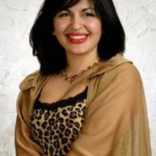 Veronika Dzhioeva