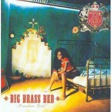 Big Brass Bed