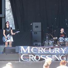 Mercury Crossing