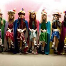 The Spirit Girls