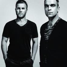 Robbie Williams & Gary Barlow