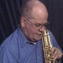 Sax Man Mike Clark