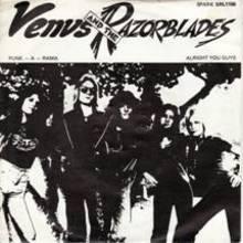 Venus and the Razorblades