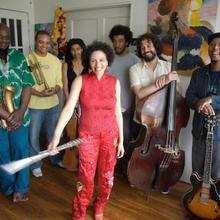 Nicole Mitchell's black earth ensemble
