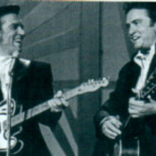 Johnny Cash & Waylon Jennings
