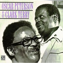 Oscar Peterson & Clark Terry