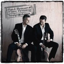 Paul Brown & Marc Antoine