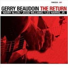 Gerry Beaudoin Trio