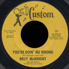 Billy McKnight