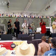The Cathouse Blues Band
