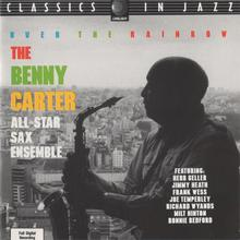 Benny Carter All Star Sax Ensemble