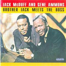Jack Mcduff & Gene Ammons