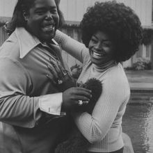 Barry White & Glodean White