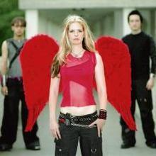 My Red Angel