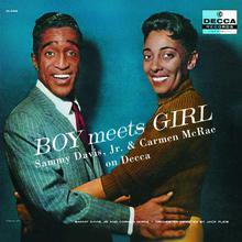 Sammy Davis Jr. & Carmen McRae