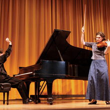 Kim Kashkashian & Robert Levin