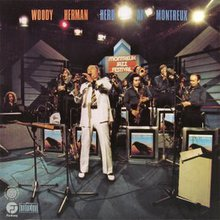 Woody Herman & His Thundering Herd