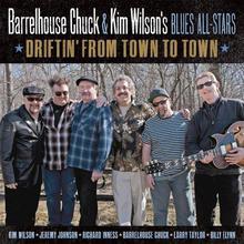 Barrelhouse Chuck & Kim Wilson's Blues All-Stars
