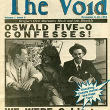 Oswald Five-0