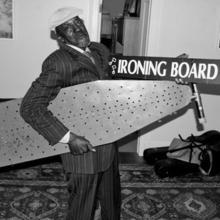 Ironing Board Sam