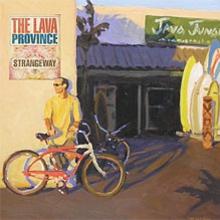 the lava province