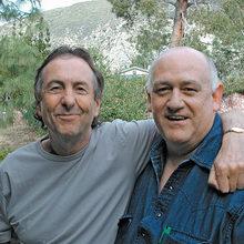 Eric Idle and John Du Prez