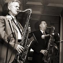 Scott Hamilton & Harry Allen