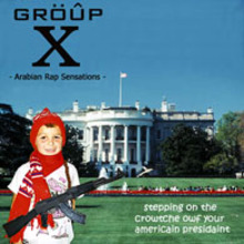 Group X - Arabian Rap Sensations