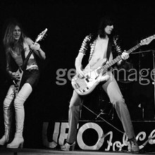 Michael Schenker &  Pete Way