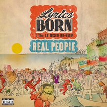 Lyrics Born & The Lb Mixed Re-View