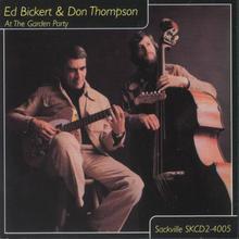 Ed Bickert & Don Thompson