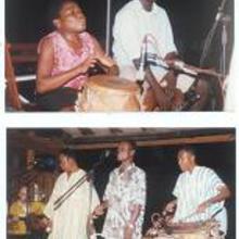 Aaron Bebe Sukura & The Local Dimension Palm Wine Band