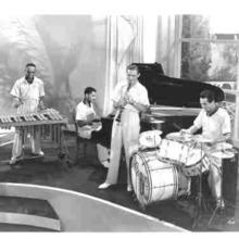 The Benny Goodman Quartet