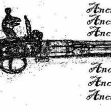 Ancient Pistol