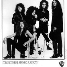 Steve Stevens (Atomic Playboys)
