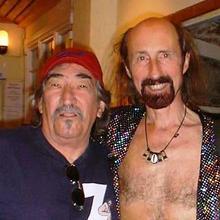 Arthur Brown & Jimmy Carl Black