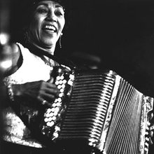 Queen Ida & Her Zydeco Band