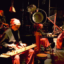 Electric Junkyard Gamelan