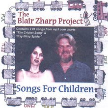 Rocky Zharp & Andrea Blair