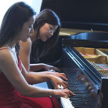 Yuki and Tomoko Mack